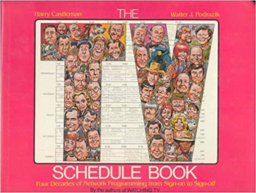 The TV schedule book: Four decades of network programming