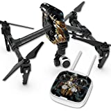 Skin For DJI Inspire 1 Quadcopter Drone – Wolf Dreams   MightySkins Protective, Durable, and Unique Vinyl Decal wrap cover   Easy To Apply, Remove, and Change Styles   Made in the USA