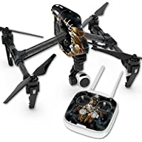 Skin For DJI Inspire 1 Quadcopter Drone – Wolf Dreams | MightySkins Protective, Durable, and Unique Vinyl Decal wrap cover | Easy To Apply, Remove, and Change Styles | Made in the USA