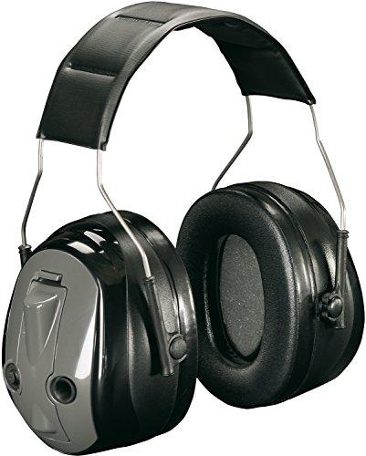 3M Kapselgehörschutz, Kopfbügel, SNR 31 dB, 1 Stück, schwarz, PTLA