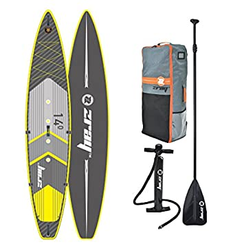 z-ray R2 14 Stand Up Paddle Board paquete con bomba/remo/