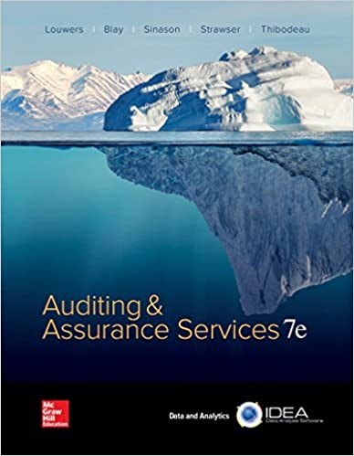Auditing assurance services auditing and assurance services auditing assurance services auditing and assurance services 7th edition fandeluxe Gallery