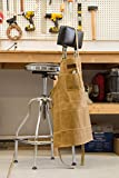 TorxGear Kids Child's Work Apron - Waxed Canvas