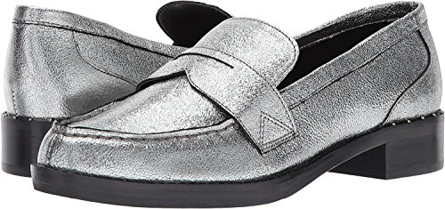 Vero Mocasín Pewter Marc Piel Fisher Mujeres Leather Talla KprE1Ey