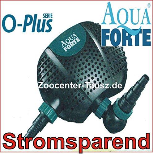 TAB Aquaforte O-6500 Plus Pumpe Filterpumpe Teichpumpe 50W 6500L/h max.4m
