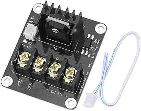 Hrph Módulo de energía calentado de la cama de la impresora 3D ...