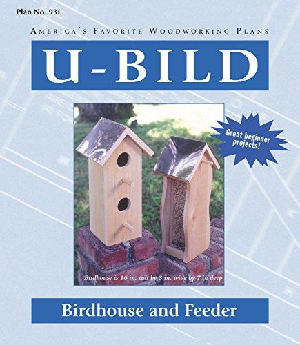 U-Bild 931 2 U-Bild 2 Birdhouse and Feeder Project Plan ()