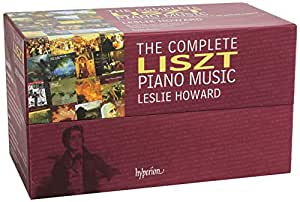Liszt: Complete Piano Music