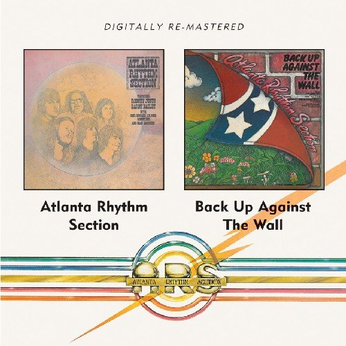 Atlanta Rhythm Section  -  Ars/Back Up Against The Wall (Atlanta Rhythm Section Back Up Against The Wall)