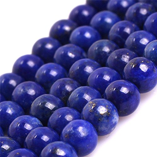 Blue Lapis Lazuli Beads for Jewelry Making Natural Gemstone Semi Precious 4mm Round AAA Grade 15