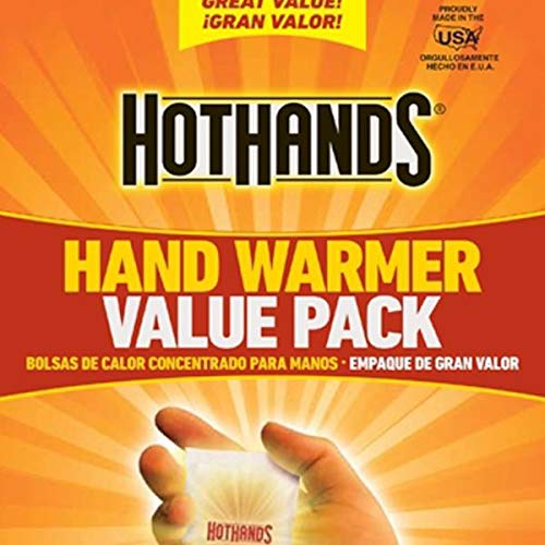 HotHands Hand Warmers - Long Lasting Safe Natural Odorless Air Activated Warmers 72 Pair by Kobayashi