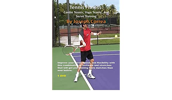 Amazon.com: Tennis Fitness: Cardio Tennis, Yoga Tennis, and ...