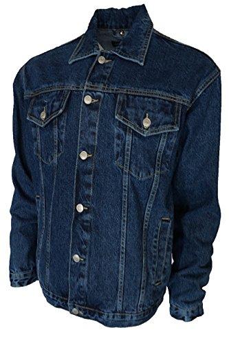 Noires Tailles L Cowgirl X Jeans 5 De Tissu À Et Stonewash Mens Jean S Vestes Cgqxw810