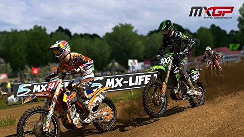 MXGP 14: The Official Motocross Videogame by Bandai (Image #19)
