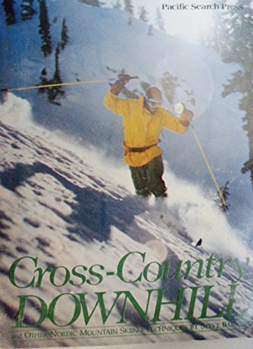 Cross-country downhill and other Nordic mountain skiing ()