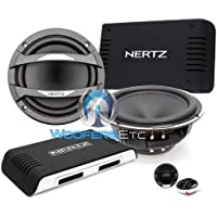 MLK-2TW Hertz Mille ML-280 ML-1600 MLCX-2-TW 6.5 2-Way Component Speakers Set