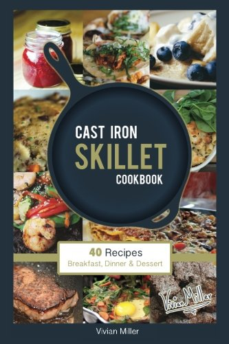 cast iron cooking cook books - 5