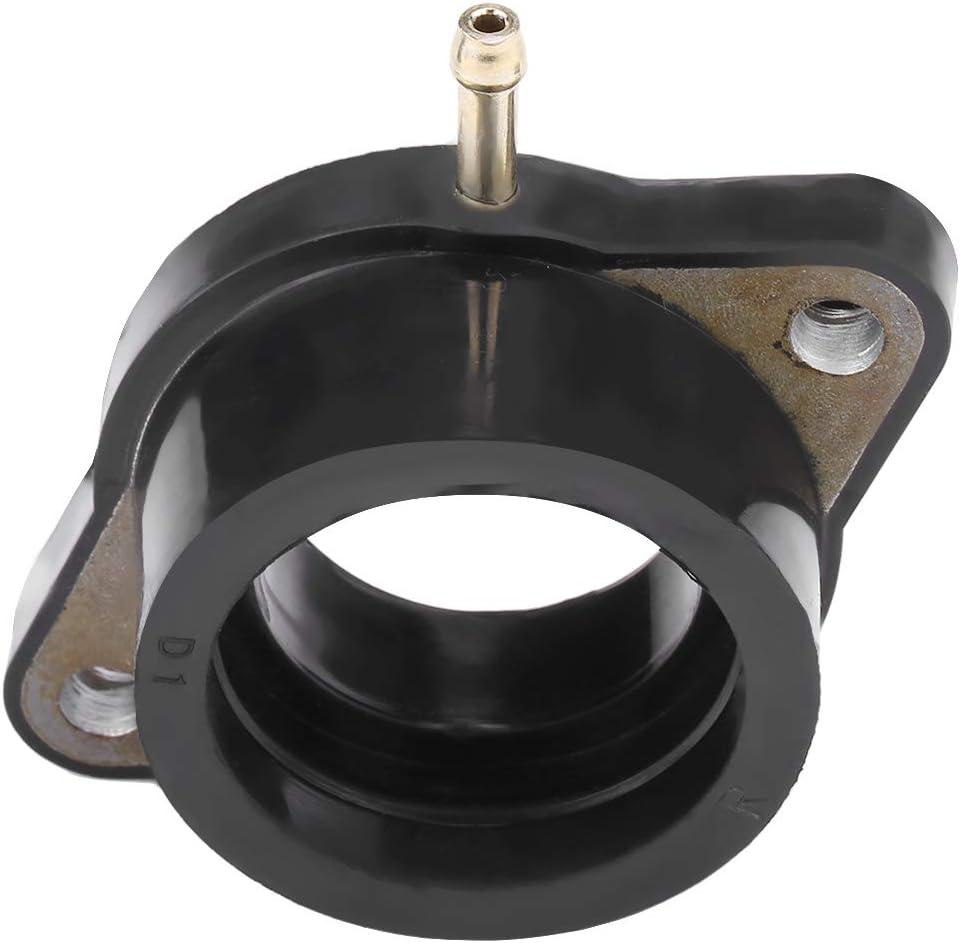 2Pcs Motorcycle Carb Carburetor Intake Manifold Boot Joint for XS650 XS650S Carburetor Boot