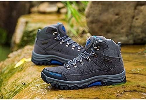 登山靴 ブラック メンズ 防水 防滑 スニーカーシューズ アウトドア スポーツ靴 通気性 幅広 運動 走れる 快適 ウォーキング 山歩きアウトドア シューズ 屈曲性ハイキング ランニングシューズ ハイカット