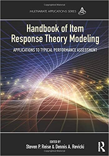 Item Response Theory (Multivariate Applications Series)