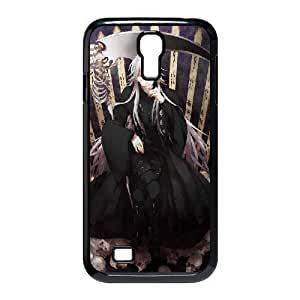 Cases for Samsung Galaxy S4, Undertaker Black Butler Cases for Samsung Galaxy S4, Yearinspace Black
