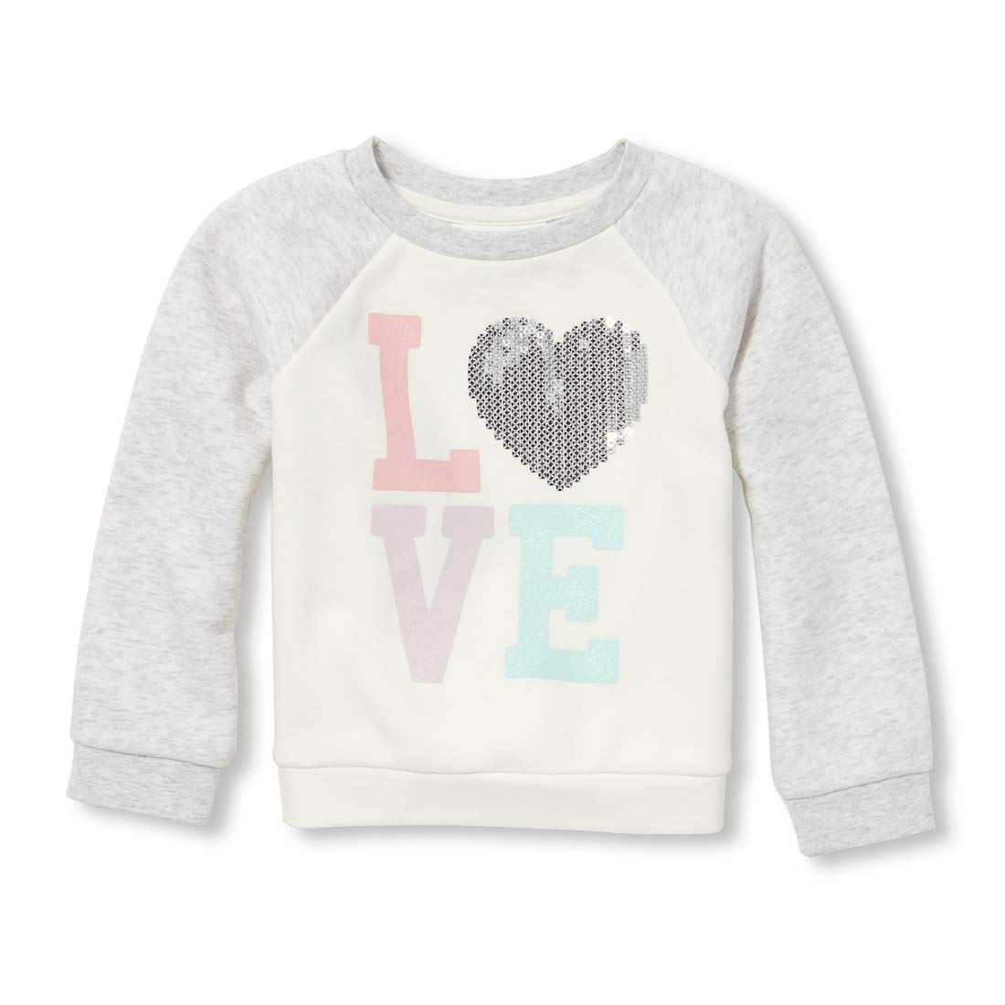 The Childrens Place Toddler Girls Graphic Fleece