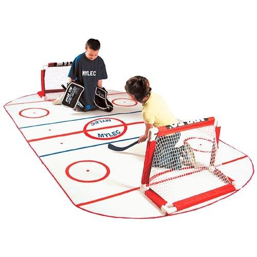 Mylec Mini Shini Knee Hockey (Knee Hockey Mat)