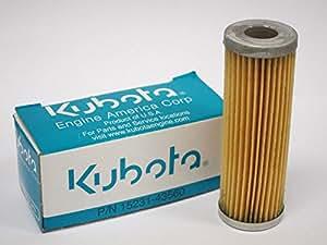Nuevo OEM Filtro de combustible 15231–43560para Kubota G4200G5200G6200B1550b1550hst B20