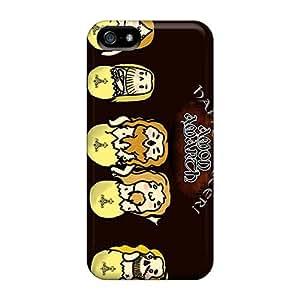 Perfect Hard Phone Cover For Iphone 5/5s (PEq4285Gtru) Customized Vivid Amon Amarth Band Skin