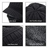 TAGVO Winter Unisex Knitted Balaclava Face Mask