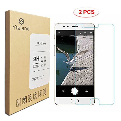 Slim Tempered Glass Screen Protector Film for OnePlus 2 (Clear) - 3