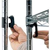 METRO Extra Shelf Clips for Super Adjustable 2