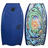 662 Drew Brophy Es Would Go HD Bodyboard, Dark Blue/Graphic Art, 42.5''