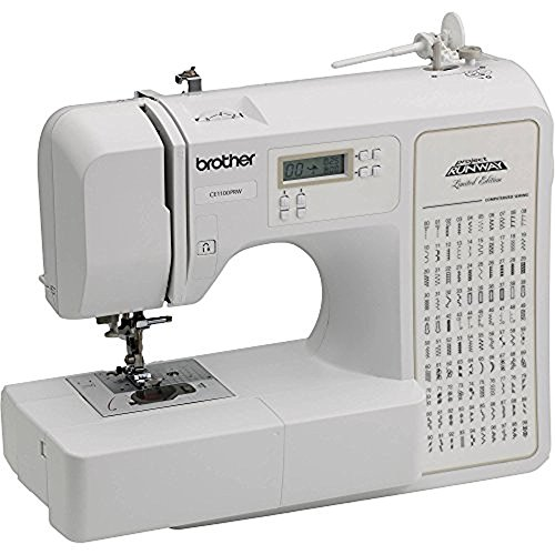 Brother CE1100PRW Computerized Sewing Machine (Certified Refurbished)