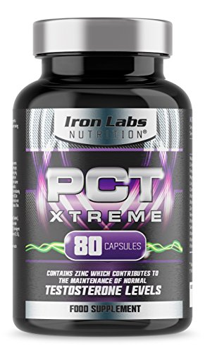 PCT Xtreme - 80 Capsules | Post Cycle Support supplement, with DAA,...