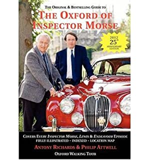 Inspector morse, lewis and endeavour official tour – experience.