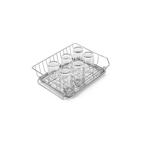 Lingyun Estante- Portavasos de acero inoxidable 304 ...