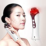 Radio Frequency Skin Tightening Machine for Face Lifting Wrinkle Removal 360°Auto Head Rotating Anti-aging Device MEILYLA