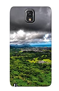 IDCdyNN9395NChNs Pali Awesome High Quality Galaxy Note 3 Case Skin/perfect Gift For Christmas Day