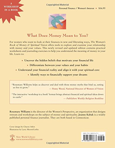 Workbook differentiated instruction worksheets : The Woman's Book of Money and Spiritual Vision: Putting Your ...