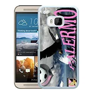 New Fashion Custom Designed Skin Case For HTC ONE M9 With Palermo White Phone Case 1