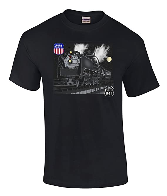 Union Pacific 844 Authentic Railroad T-Shirt [844]