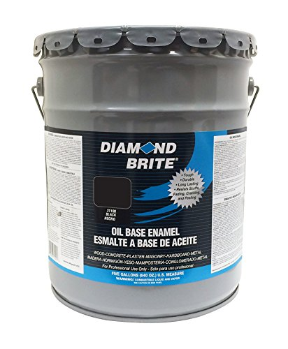 Diamond Brite Paint 31100 5-Gallon Oil Base All Purpose Enamel Paint   ()