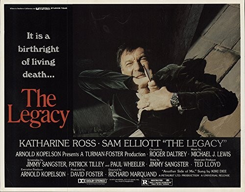 Amazon Com The Legacy 1978 Authentic 11 X 14 Original Lobby Card
