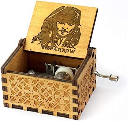 VDV Caja de música – Caja de Madera de Juego de Tronos Regalo para ...