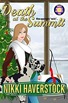 Death at the Summit: Target Practice Mysteries 2 by [Haverstock, Nikki]