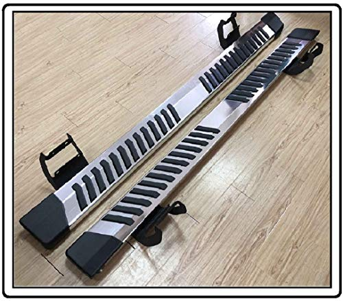 A Pair of Running Boards | Side Steps for Ford Crew Cab (2015-2018 F150, 2017-2018 Super Duty F250 F350 F450) – 6