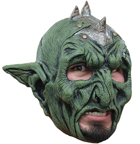 Morris Costumes Orc Chinless Latex -