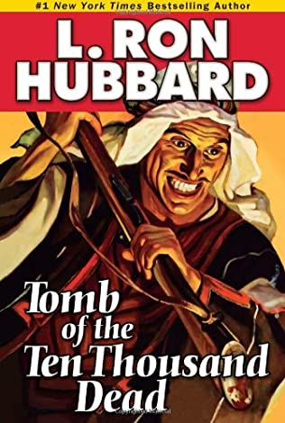 book cover of Tomb of the Ten Thousand Dead