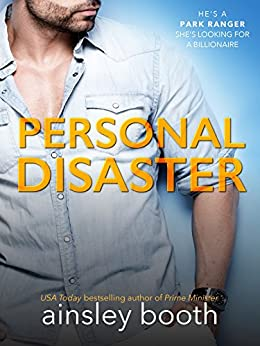 Personal Disaster (Billionaire Secrets Book 3) by [Booth, Ainsley]